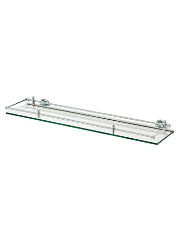 Shelf and Hinged Guardrail 1-024 Cut Out