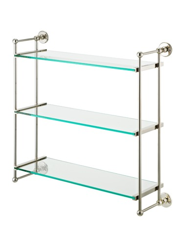 Three Tier Shelf 1-030 Cut Out