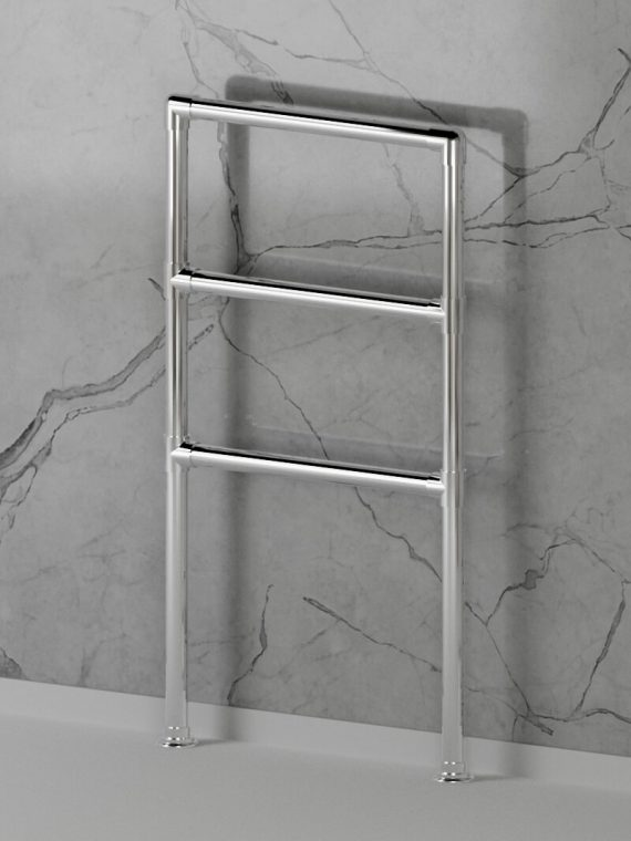 Selaira-Floor-Towel-Rail