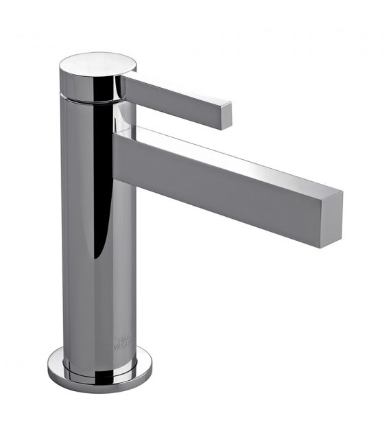 FV182:J2. Single-hole lavatory faucet with pop-up assembly 1
