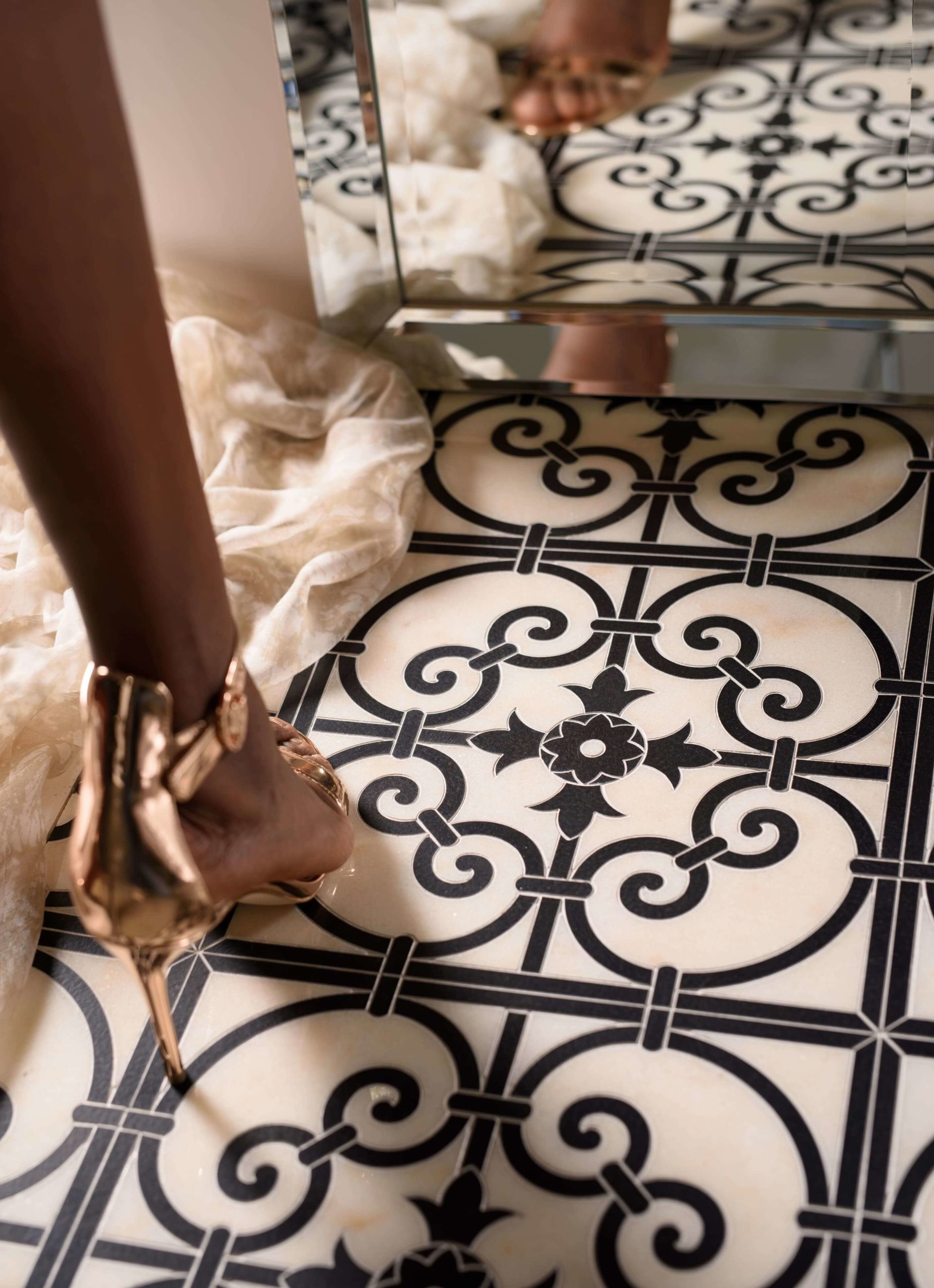 Mosaique Surface: The Most Luxury Mosaics & Tiles Ever?