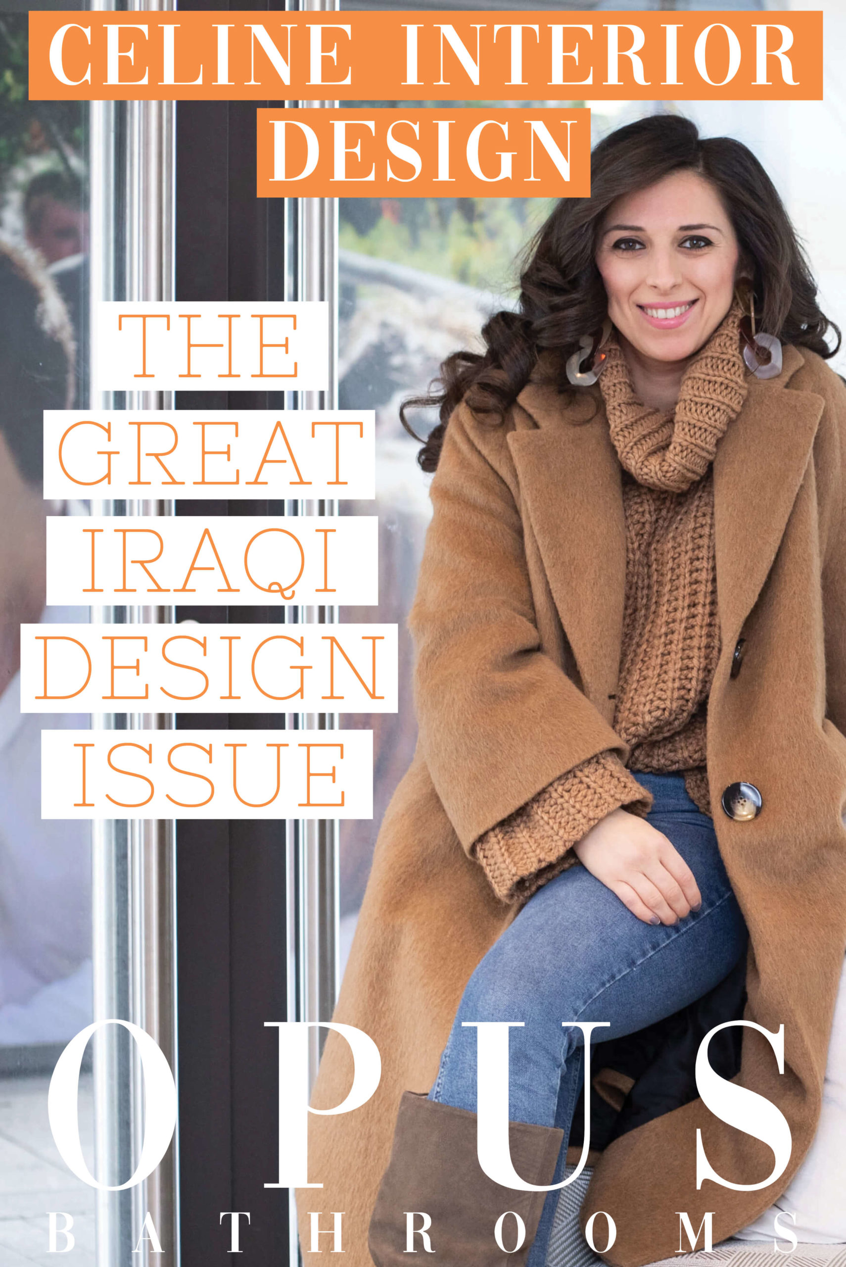 The Great Iraqi Designer: Noor Charchafchi Of Celine Interior Design